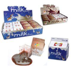 Schleim in Packung - Kakao oder Milch - Glibber-Spass