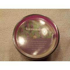 Duftkerze im Glas - Lavendel