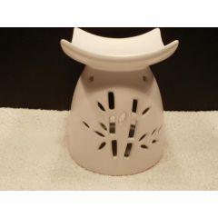 Duftlampe Asia II aus Keramik