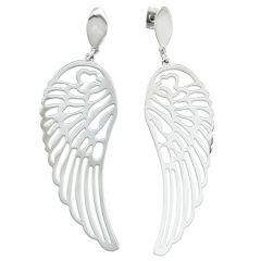 Ohrstecker Flügel Edelstahl Ohrringe