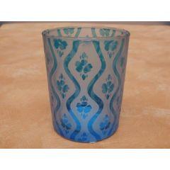 Teelichtglas HAWAII 7,8 cm