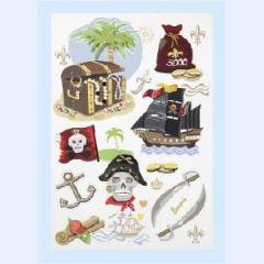 Piraten Sticker