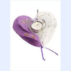 CREApop®Windlicht Herz 15 cm
