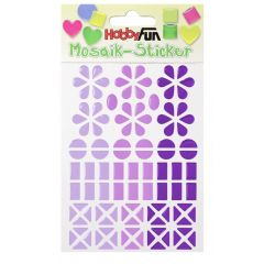 Mosaik-Stickers Design 2