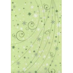 A4 Crea motions Blumenregen 220g mit Glitter