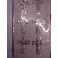 3D Sticker Kreuz
