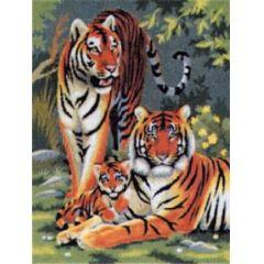 Malen nach Zahlen Tiger 22X30CM