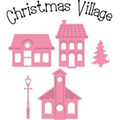Collectables Collectables Christmas mini village Col 1329