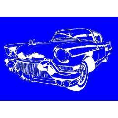 My style Schablone: Cadillac A4