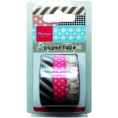 Paper Tape Paris 3 ver. Muster 3x5m  10mm