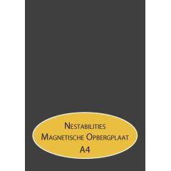Magnetplatte 0,6mm A4