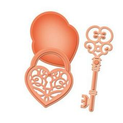 Die D-Lite S2-035 Love Locket