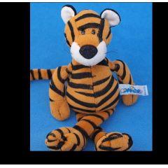 Tiger Stofftier Plüschtier Schlenker 40 cm Wild Friends