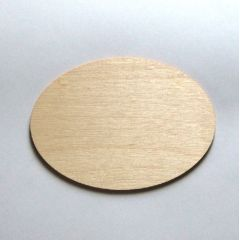 Ovales Türschild 300 x 120mm