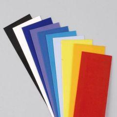 Wachsplatten, 200 x 50 x 0,5 mm, 10 Stk., Basis-Mischung