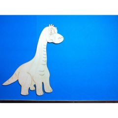 Holz BIG FOOT SAURUS 50mm - 250mm