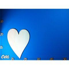 Herzen länglich 16mm - 250mm