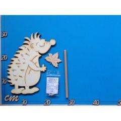 Igel 26 cm/LAH1007/DAH0716/Rundstab