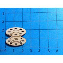 Nähmaschinengarnspule ab 20 mm