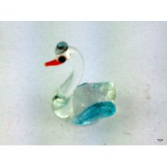 Glastiere Deko Setzkasten Vitrine Glasfiguren Miniaturen 12 niedliche Glastiere für Setzkasten oder Vitrine