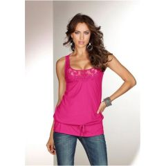 Top Laura Scott, 32, 34, 36, farbe pink