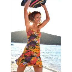 Strandkleid, Chiemsee, 32, bedruckt