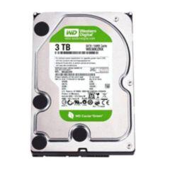 3TB Western Digital -WD30EZRX- SATA 64MB 8,89cm 3.5 Zoll