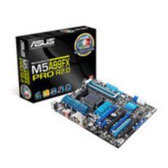 ASUS M5A99FX Pro 2.0, 990FX AM3+ ATX