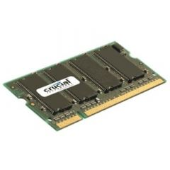 Arbeitsspeicher SO-DIMM DDR2 2GB PC667 Crucial CL5