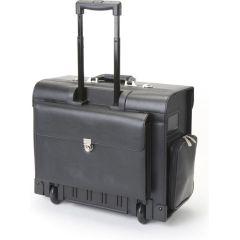 DICOTA DataCart Notebook Koffer fuer Notebooks bis 41,6cm 16,4Zoll und HP Drucker