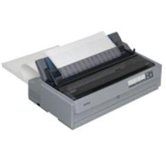 Epson Nadeldrucker / LQ-2190 / Farbband / 24 Nadeln / 15 Mio. Anschläge / USB + Parallel