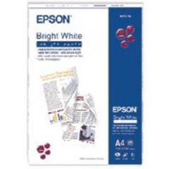 EPSON Bright White Inkjet Paper A 4, 500 Blatt, 90 g