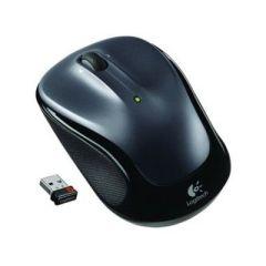 Logitech Wireless Maus -M325- Drahtlos Optisch dark silver Nano-Empfänger Unifying-Empfänger
