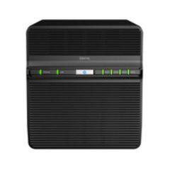 SYNOLOGY DS414j 4-Bay NAS-Gehaeuse 1,2GHz CPU 512MB DDR3 1xUSB3 1xUSB2 1xRJ45