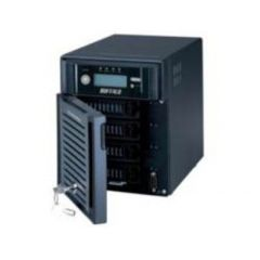 BUFFALO TeraStation III - NAS-Server - 4 TB - SATA 1.5Gb/s - HD 1 TB x 4 - RAID 0, 1, 5, 10, JBOD