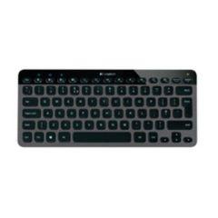 Tastatur Logitech K810 Bluetooth Illuminated Keyboard, USB, DE