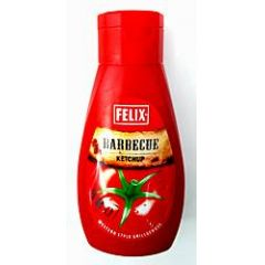 Felix Barbecue Ketchup 450g