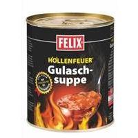 Felix Höllenfeuer Gulaschsuppe 800g