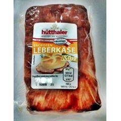 Hütthaler Backofen Leberkäse mit Käse 400g
