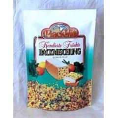 BackMit Kandierte Früchte 150 g