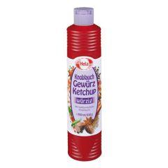 Hela Knoblauch Gewürz Ketchup 800 ml