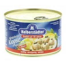 Halberstädter Königsberger Klopse in Kapernsauce 400 g