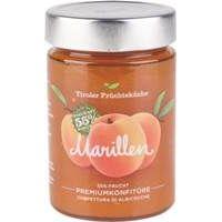 Unterweger Premium - Konfitüre Marille 55% Fruchtanteil 420 g