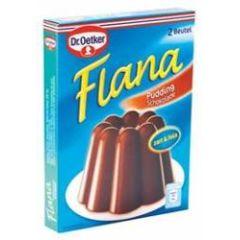 Dr. Oetker Flana Pudding Schokolade