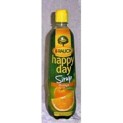 Rauch Happy Day Sirup Orange
