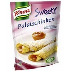 Knorr Sweety Palatschinken -  österreichische Spezialität