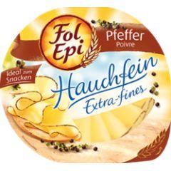 Fol Epi hauchfein - fein ummantelt mit Pfeffer