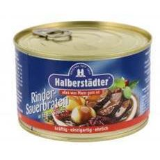 Halberstädter Rindersauerbraten 400 g