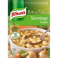 Knorr Bitte zu Tisch Sonntagssuppe