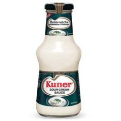 Kuner Sauce Sour Cream 250 ml